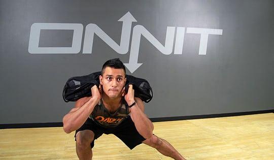 Sandbag and Bodyweight Lower Body Workout