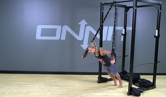 Suspension Exercise: Chest Fly