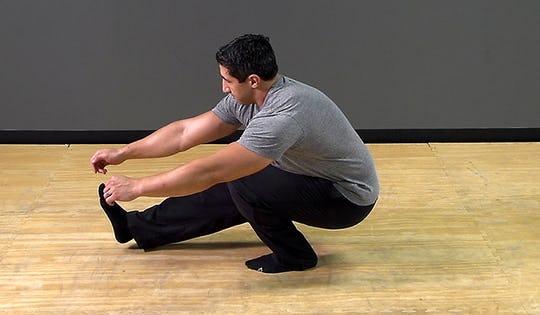 Bodyweight Exercise: Pistol Squat