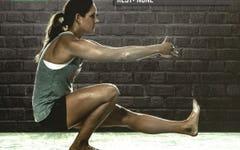 10 minute workout: Pistol Pyramid