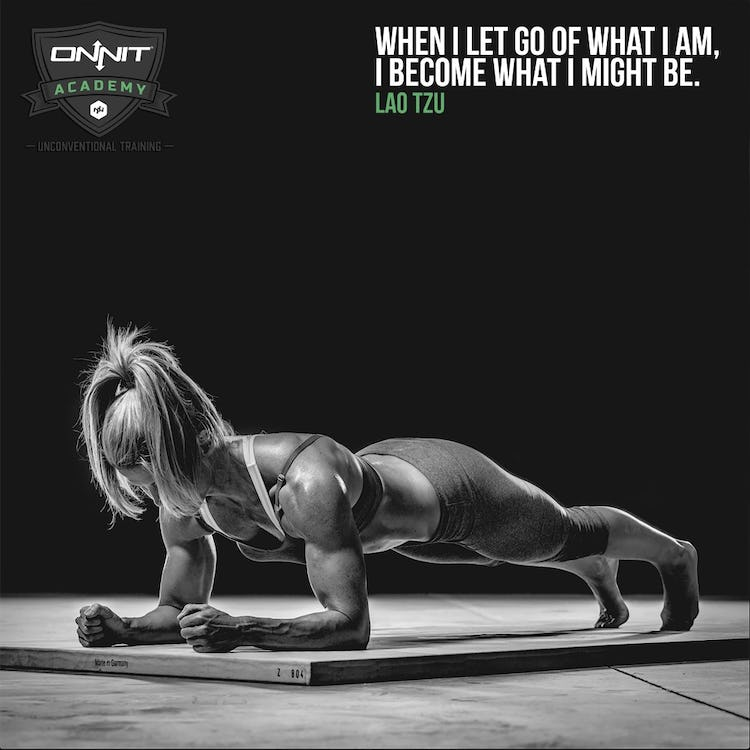 Workout Motivation: Become What I Might Be | Onnit Academy
