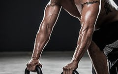 Full Body Animal Strength Workout