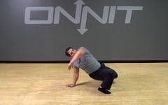 Bodyweight Exercise: Springing Tripod Switch