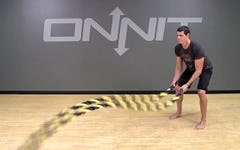 Battle Ropes Hinged Pulse