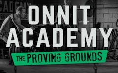 Onnit Academy Proving Grounds Launch Party