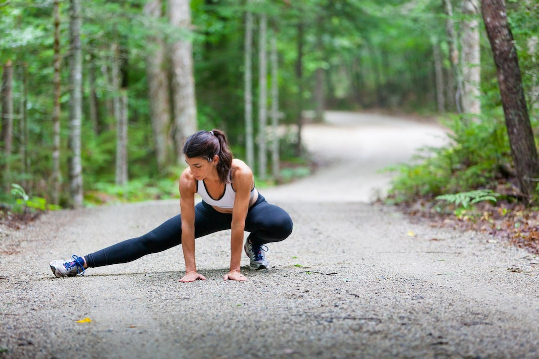 4 Simple Stretches to Reduce Pain & Improve Recovery