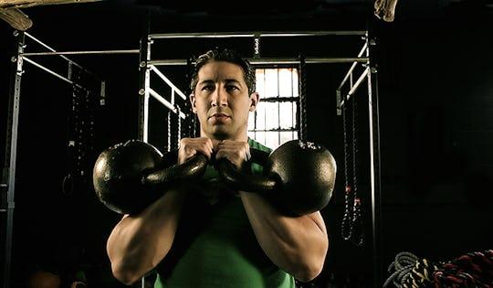 Double Kettlebell Brute Strength