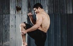 Danny Castillo Kettlebell MMA Conditioning Workout