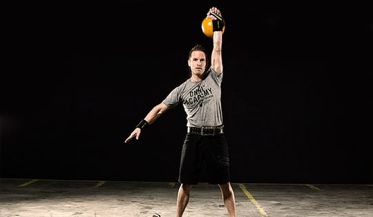 A Complete Guide to Kettlebell Sport