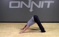Hinge Bear Squat Bodyweight Exercise