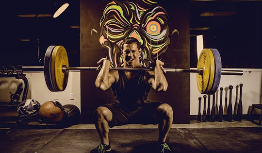 5 Key Points to a Perfect Squat