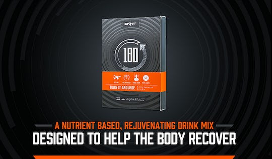 Onnit's 180 is one of the best jet-lag turnaround available.