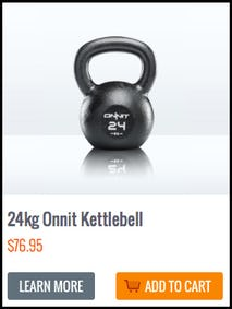 Onnit 24kg Kettlebell