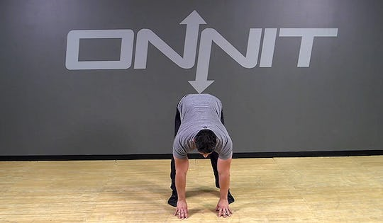 This is a demonstration of the Boot Strapper Bodyweight Exercise.