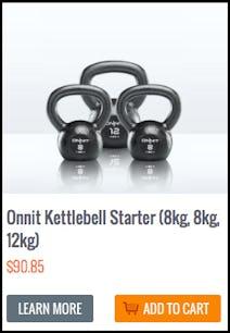 Onnit Kettlebell Starter Kit