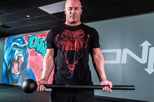 Defranco Fitness Tips: Top 5 Steel Mace Exercises
