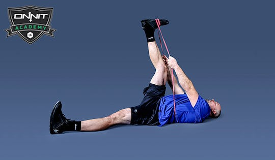"How to Improve Your Hamstring Stretches with Jim ""Smitty"" Smith"