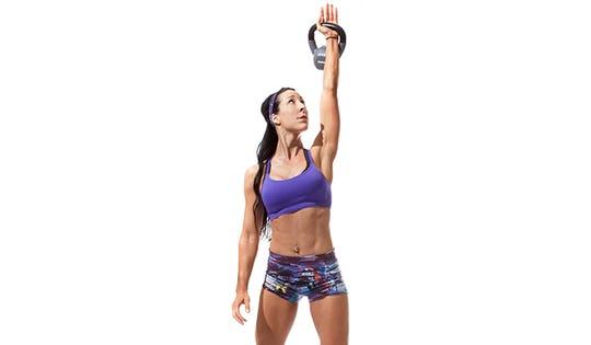 7 Kettlebell Exercises for Bodybuilding