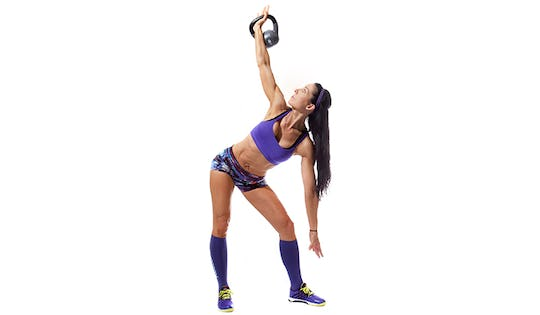 How to Avoid the Bodybuilding Look with Kettlebells