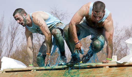Top 10 (Slightly Insane) Obstacle Course Training Workouts