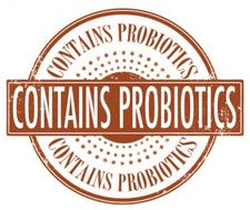 Probiotics are living microbes recognized by the US Food and Agriculture Organization.