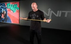 Defranco Fitness Tips: Mobility Bands vs. Strength Resistance Bands