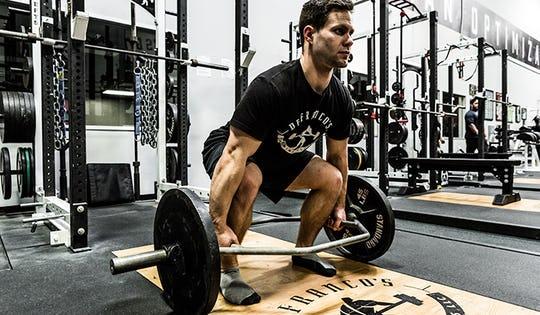 Strength Exercise #5: Deadlift