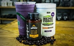 Onnit Cafe's Blueberry Genius Recipe