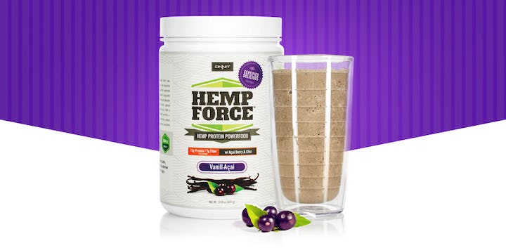 Onnit Vanilla Hemp Force