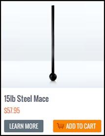 Onnit Steel Mace