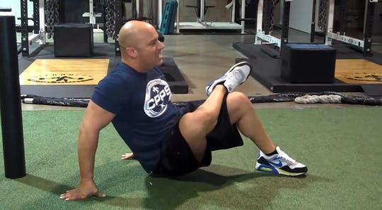 Defranco's Fitness Tips: Myofascial Release Using the Mobility Ball