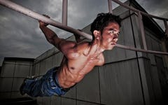 Step By Step Guide to Mastering the Lever Bodyweight Exercise