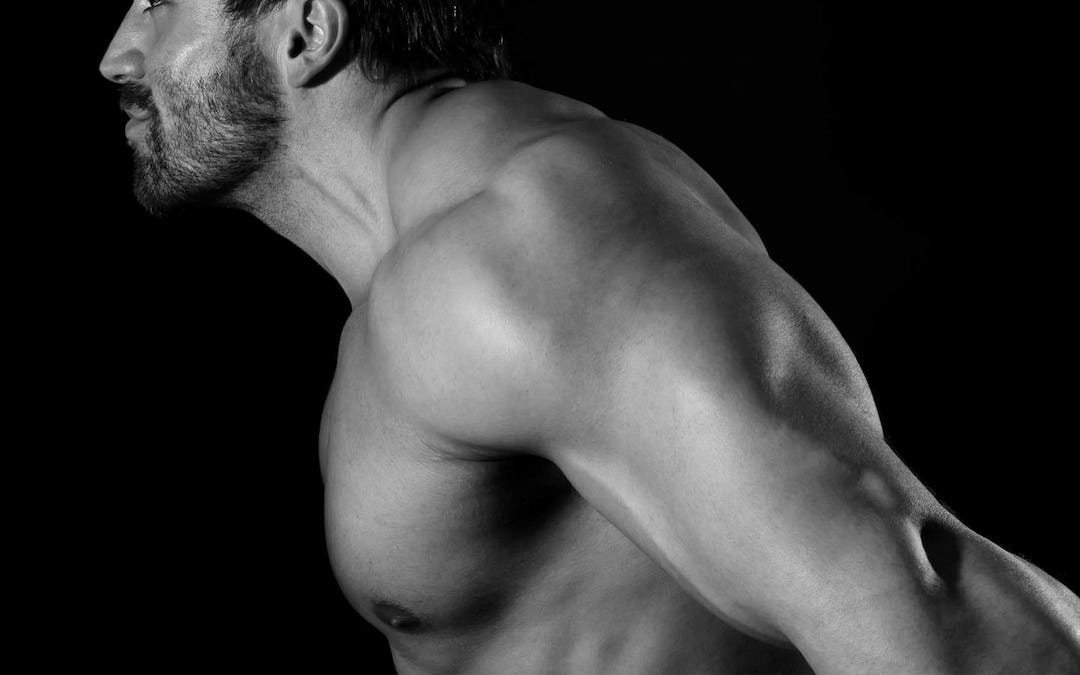 4 Exercises to Build Unbreakable Shoulders