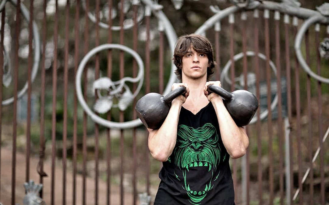 Top 6 Kettlebell Exercises for Building Muscle