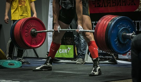 Differences in Deadlifts
