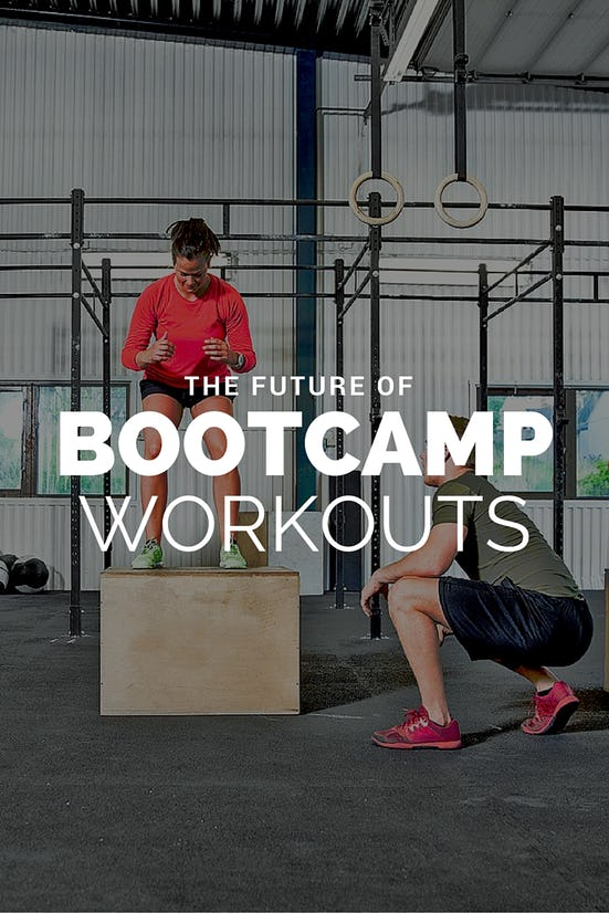 Team Training: The Future of Boot Camp Workouts