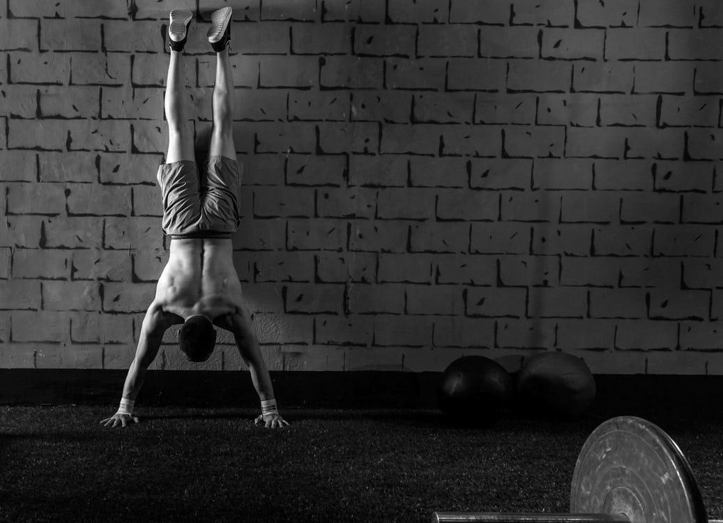 From Zero to Hero: Handstand Pushup Progressions