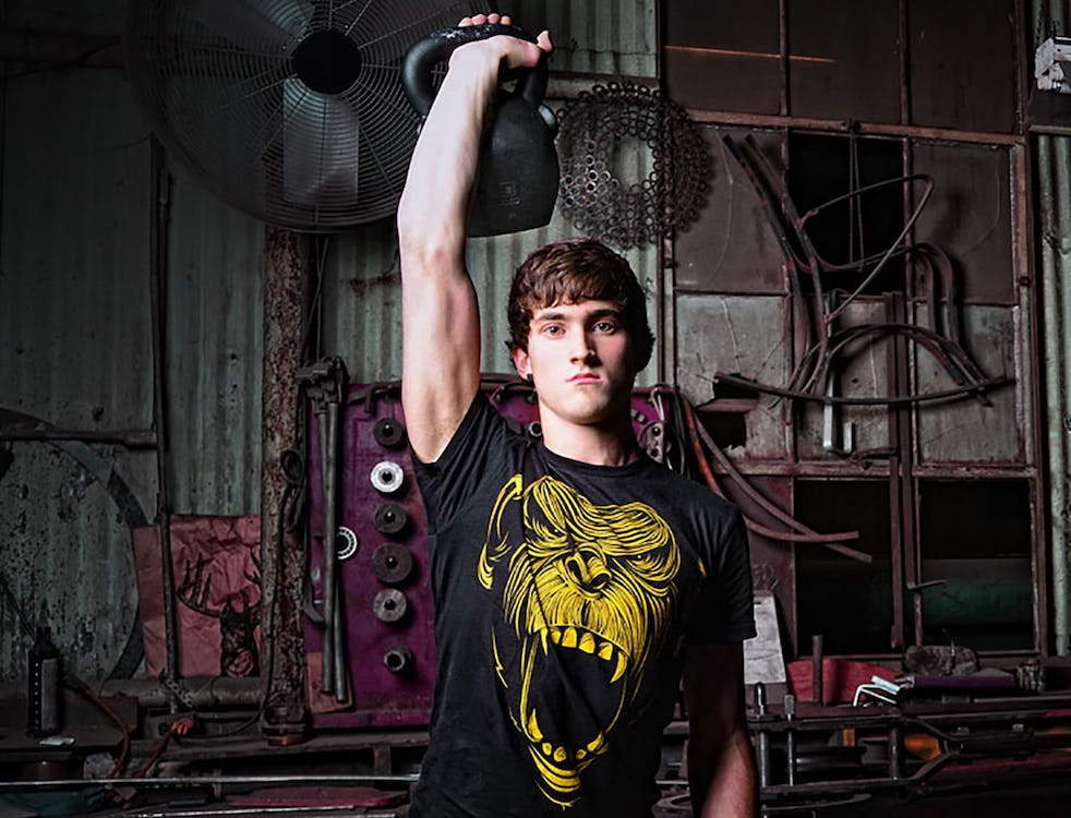 Key Tips to Performing the Kettlebell Jerk Correctly