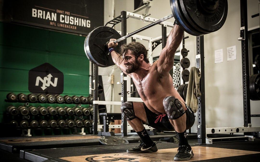 Seth Rollins Workout