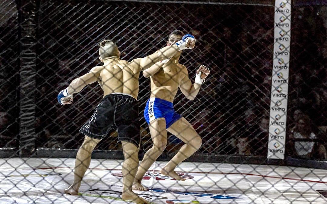 3 Lessons I Learned Training MMA Athletes
