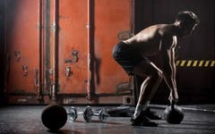 The Best Exercise for the Kettlebell Swing