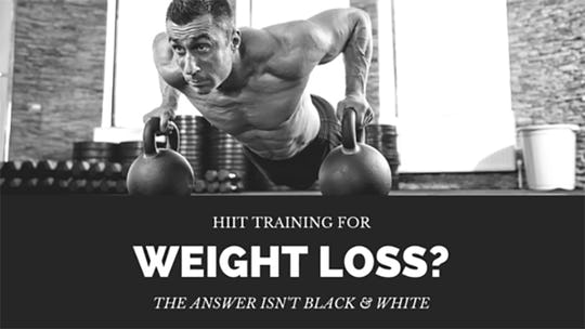 HIIT Workouts For Weight Loss? The Answer Isn't Black & White