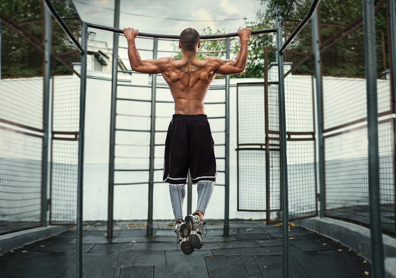 Bodyweight Training Tip #2: Suitable Amount of Training Volume