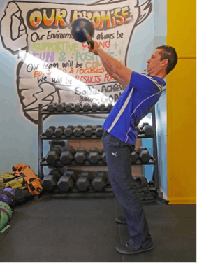 Hyperextension in the Kettlebell Swing