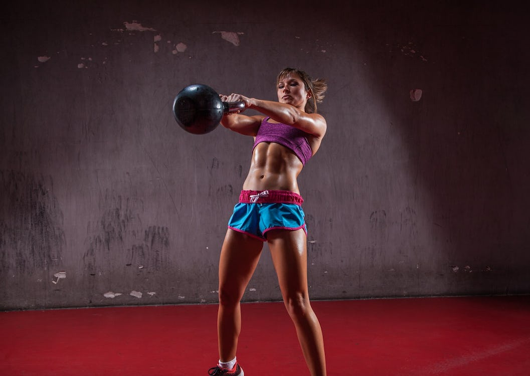 How to Perform the Kettlebell Swing with Perfect Form