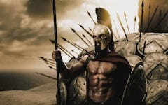 "Top 10 Spartan Warrior ""300 Workouts"""
