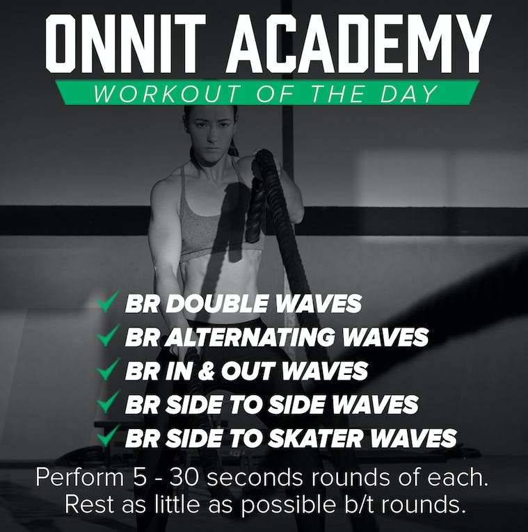 Onnit Academy Workout Of The Day #29