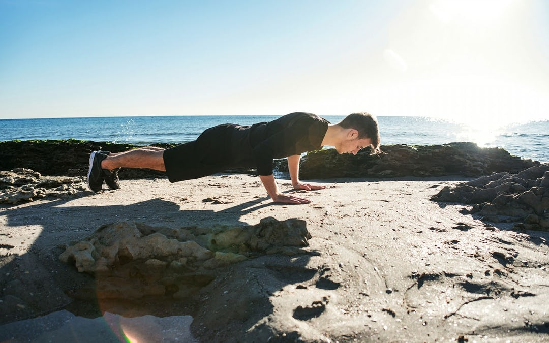 Onnit Academy Workout of the Day #41 - Bodyweight Workout