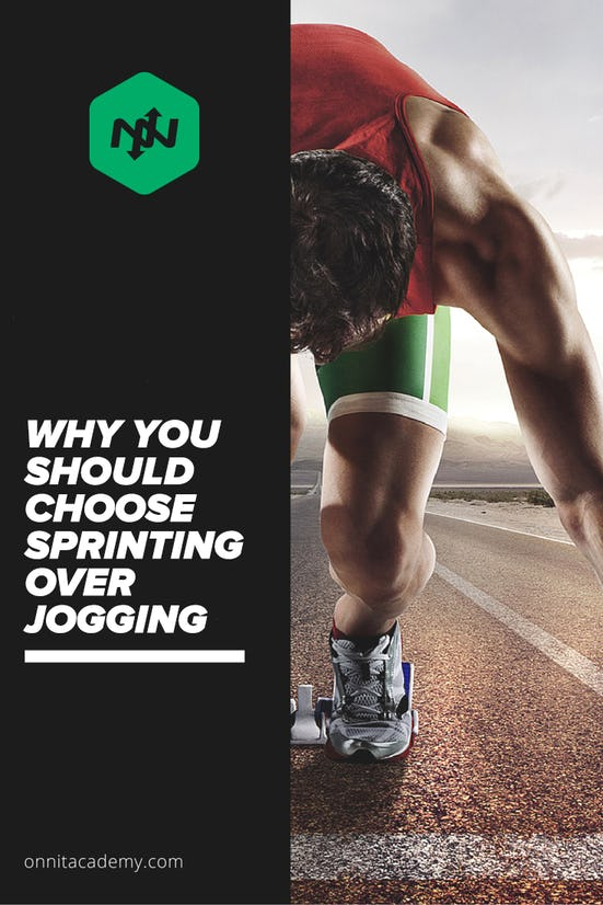 Benefits of Sprinting Over Jogging for Greater Gains