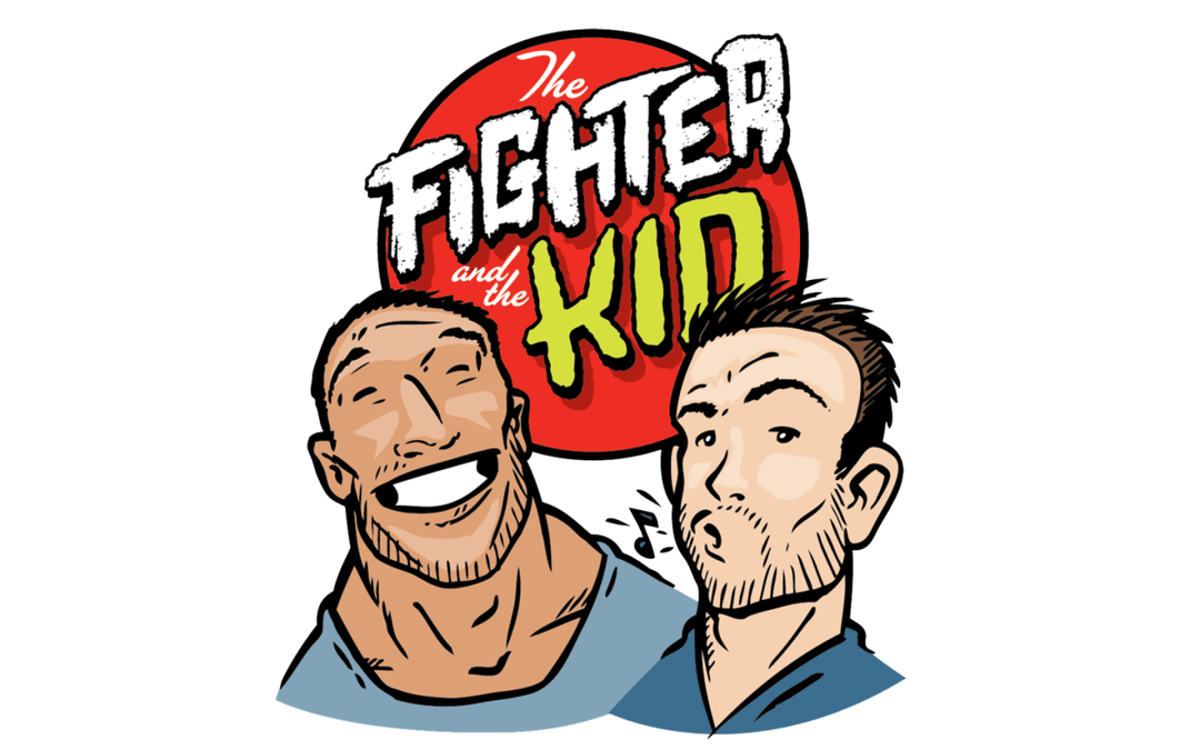 #80 The Fighter and The Kid | Total Human Optimization Podcast